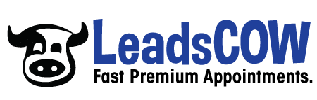 leadsCOW Logo